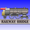 Rail way bridge