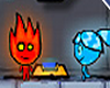 Fire Boy and Water Girl 3 - The Ice Temple